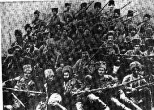 Armenian Freedom Fighters.