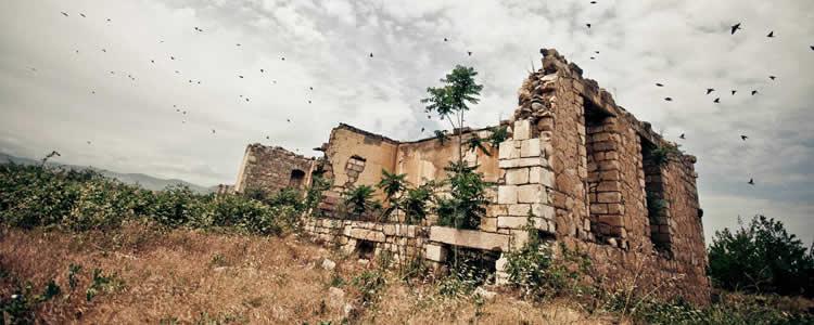 gharapagh-ruins-site